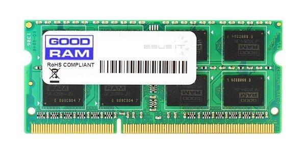 Memory RAM 1x 2GB GoodRAM SO-DIMM DDR2 667MHz PC2-5300   GR667S264L5/2G