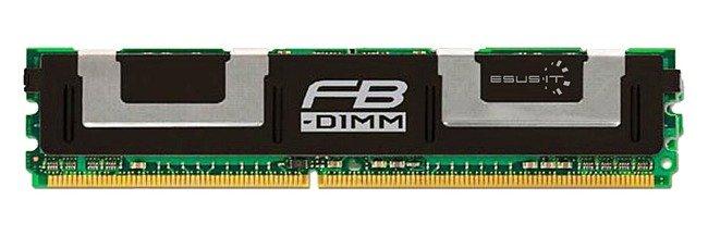 Memory RAM 1x 8GB Micron ECC FULLY BUFFERED DDR2 667MHz PC2-5300 FBDIMM   MT72HTS1G72FZ-667