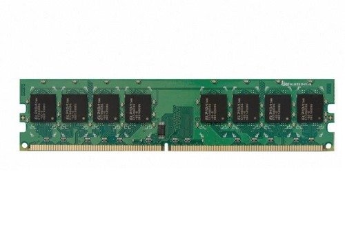 Memory RAM 2x 2GB Dell - PowerEdge 1855 DDR2 400MHz ECC REGISTERED DIMM | 311-3593