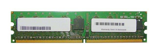 Memory RAM 2x 2GB Kingston ECC UNBUFFERED DDR2  800MHz PC2-6400 UDIMM | KVR800D2E5K2/4G